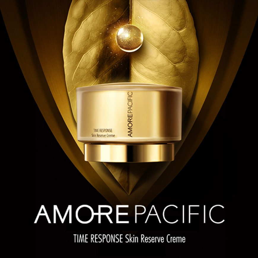 [Advertising] AMOREPACIFIC TIME RESPONSE CREAM