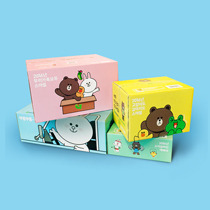 [Promotion design] Smile box for Gmarket X Linefriends