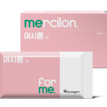 [Brand design] Mercilon BI renewal