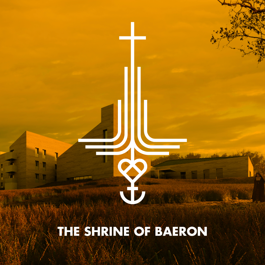 [Brand design] Brand guide for Baeron Holy Ground