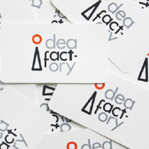 [Brand design] Idea Factory